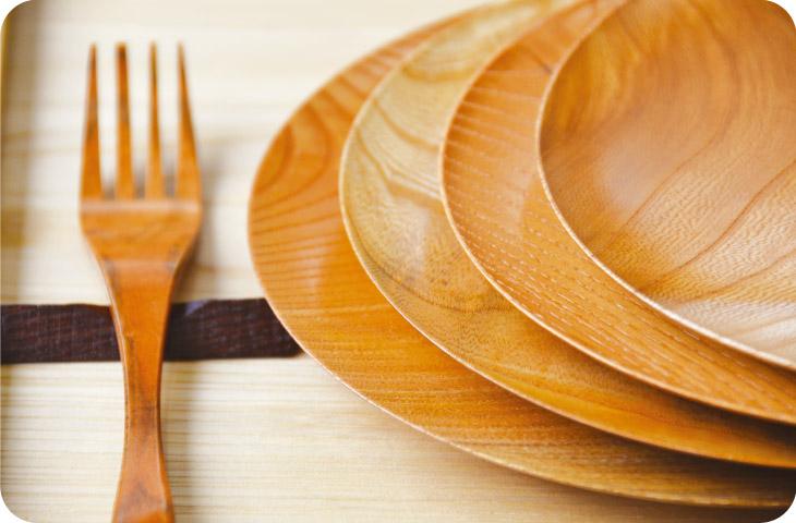 上野村の「木工品」
