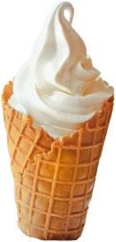 上野村ソフトクリーム