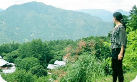 上野村の旅